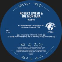 Joe montana & Robert Livesu - Blue 01 Official Re-edtion