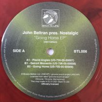John Beltran pres. Nostalgic - Going Home EP [reissue]