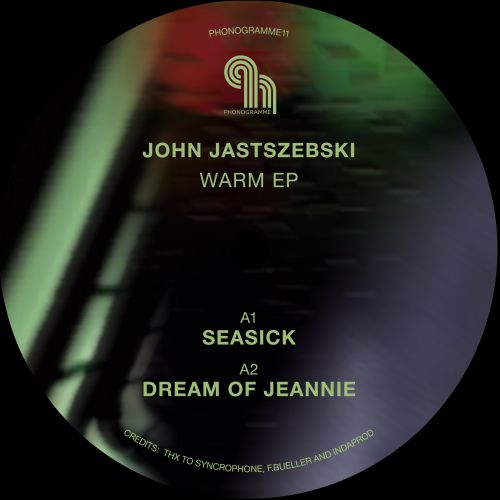 John Jastszebski - Warm EP