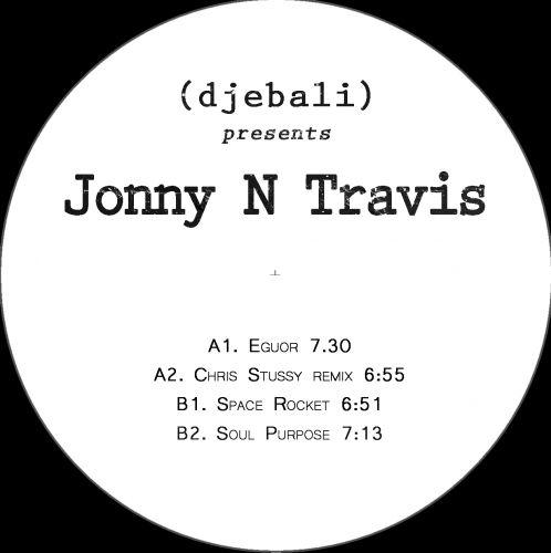John N Travis  ?- Djebali Presents John N Travis