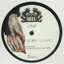 Jonna Ft; Javonntte - Jus Move (Soulphiction/Marcellus Pittman mixes)