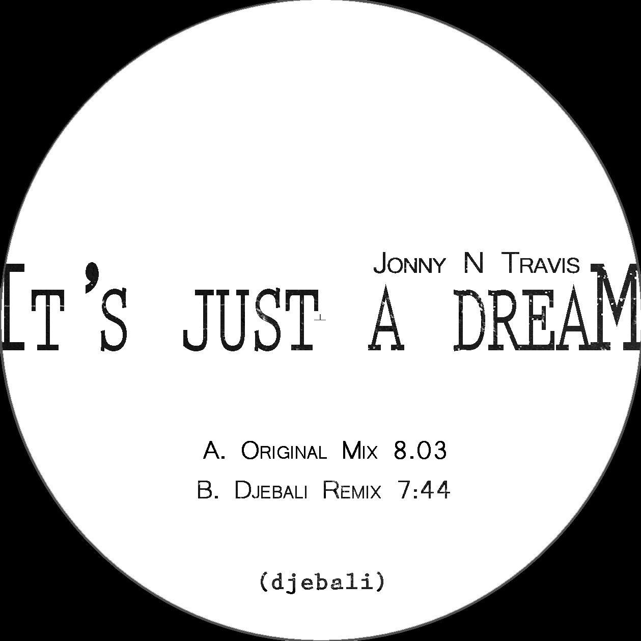 Jonny N Travis –  It's just a dream Ep