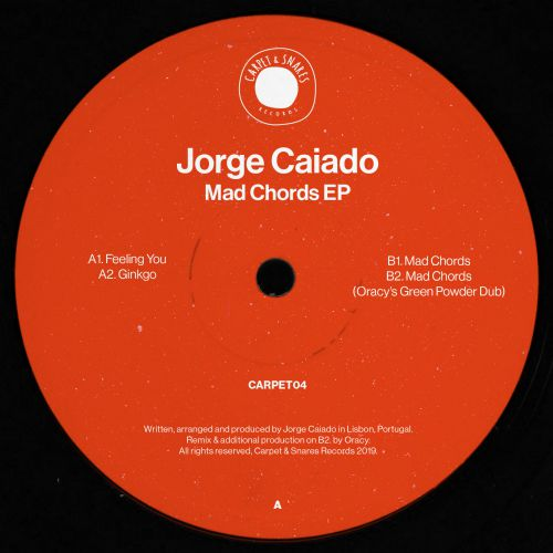 Jorge Caiado - Mad Chords EP (Oracy remix )