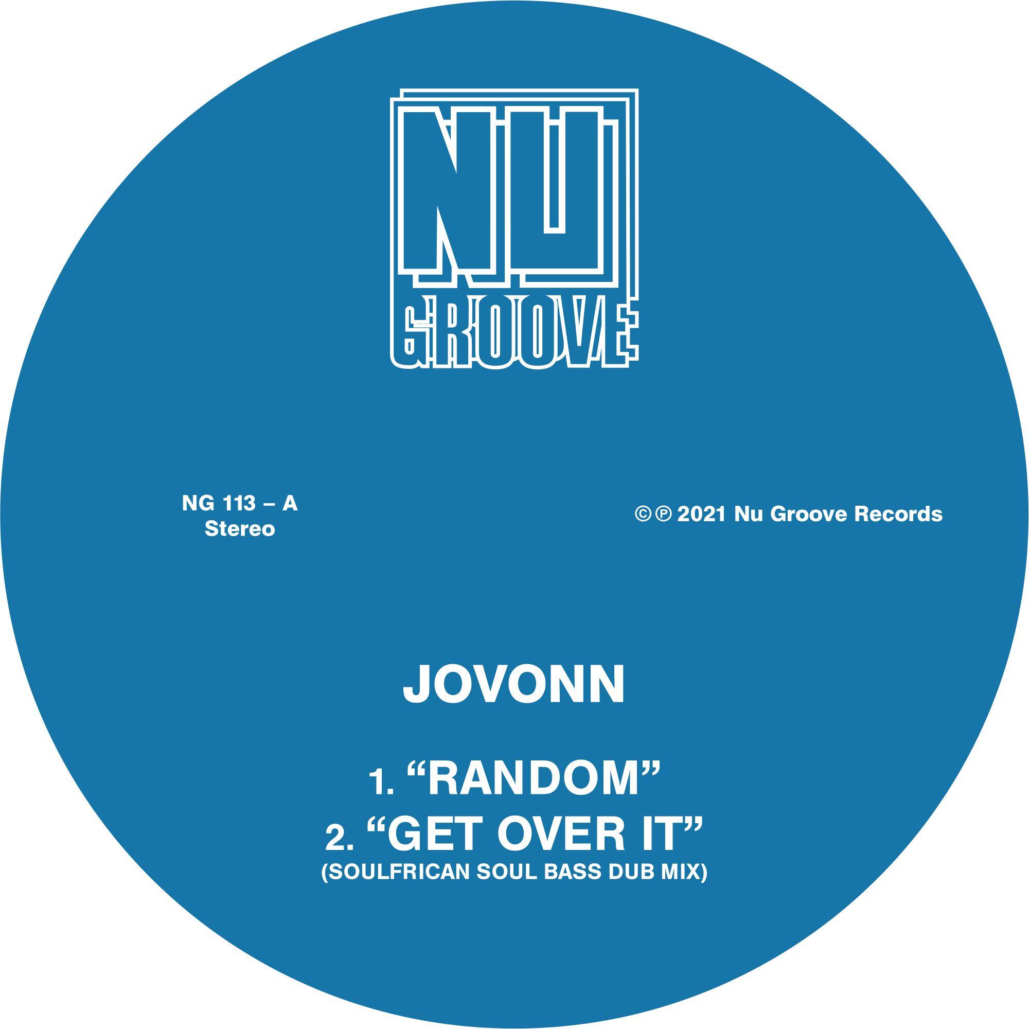 Jovonn / Deetron -  Random