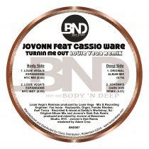 Jovonn - Turnin Me Out Feat. Casioware (inc. Louie Vega Remix)