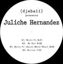 Juliche Hernandez - EP Alvaro Medina rmx