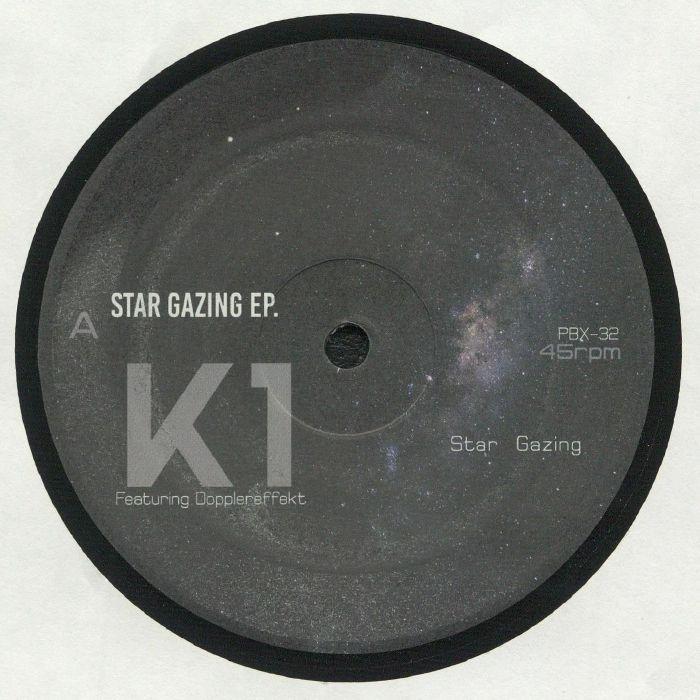 K1 Ft. Dopplereffekt - Star Gazing EP