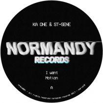 Ka One & St-Sene - NRMND001 EP
