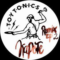 Kapote - Remix Ep 2 - W/ Sworn Virgins,art Of Tones, Rahaan Remix