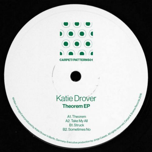 Katie Drover - Theorem EP