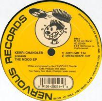 Kerri Chandler - The Mood Ep