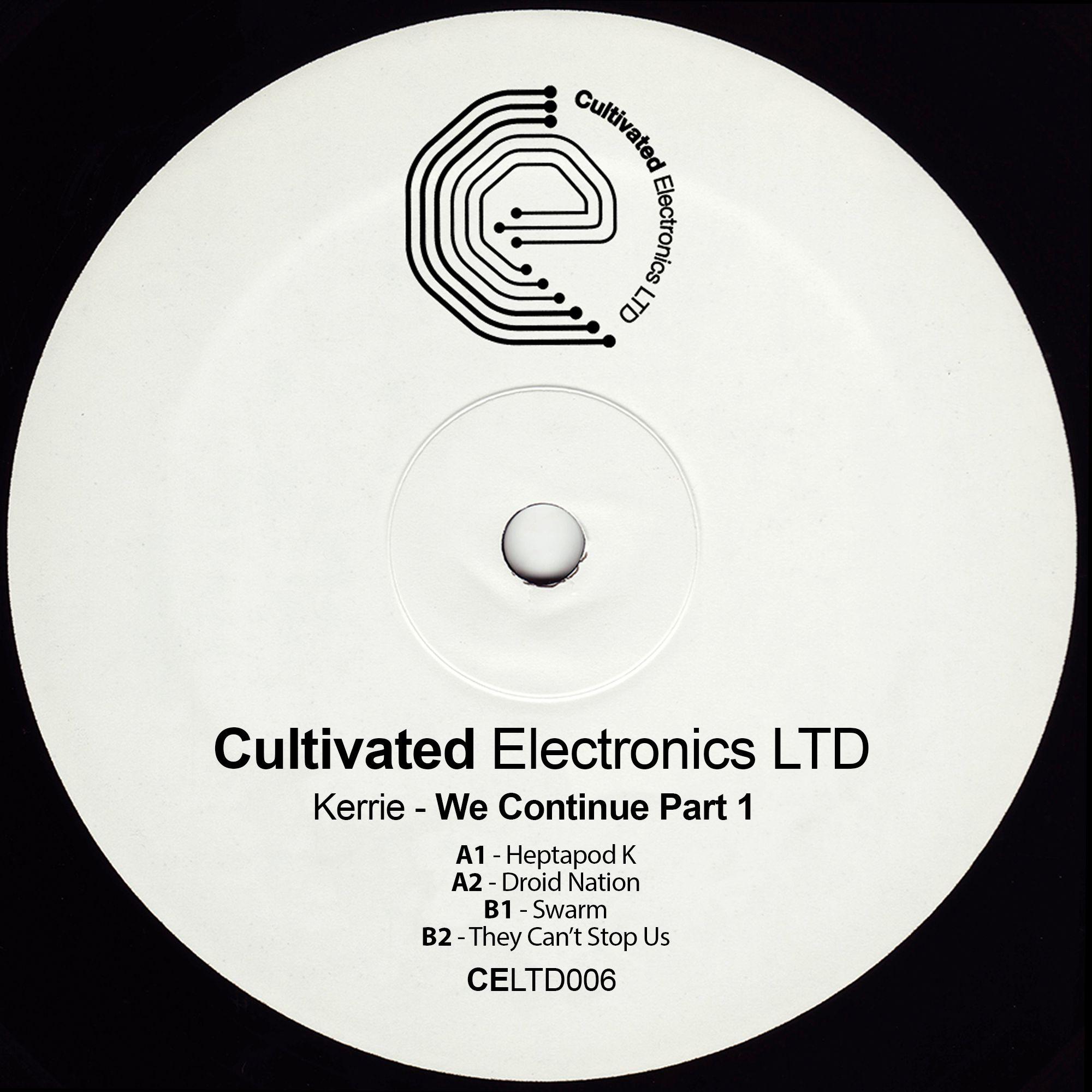 Kerrie - We Continue - Part 1