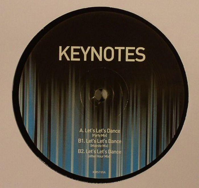 Keynotes - Let\'s Let\'s Dance (Remastered)