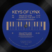 Keys Of Lynx - Galactic Love / Kissed by the sun Visions remix By Alex and Stephane Attias