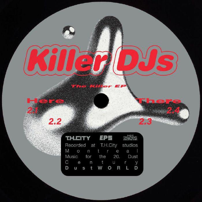 Killer Djs - The Killer EP