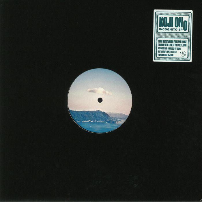 Koji Ono - Incognito EP