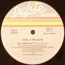 Kool & The Gang ‎– Get Down On It / Summer Madness