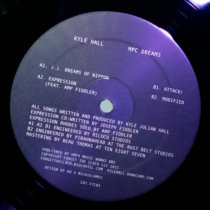 Kyle Hall - MPC Dreams