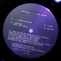 Kyle Hall - MPC Dreams