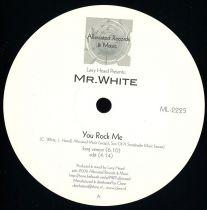 Larry Heard Presents Mr White - The Sun Cant Compare / You Rock Me