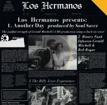Los Hermanos (Gerald Mitchell, Billy Love, Bob Rogue) - Another Day / Binary Funk Infusion / Let Love Live