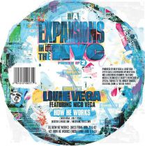 Louie Vega - Expansions In The NYC - Preview EP 2