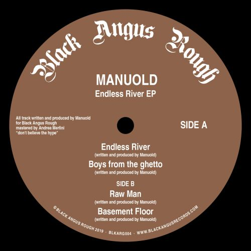 Manuold - Endless River EP