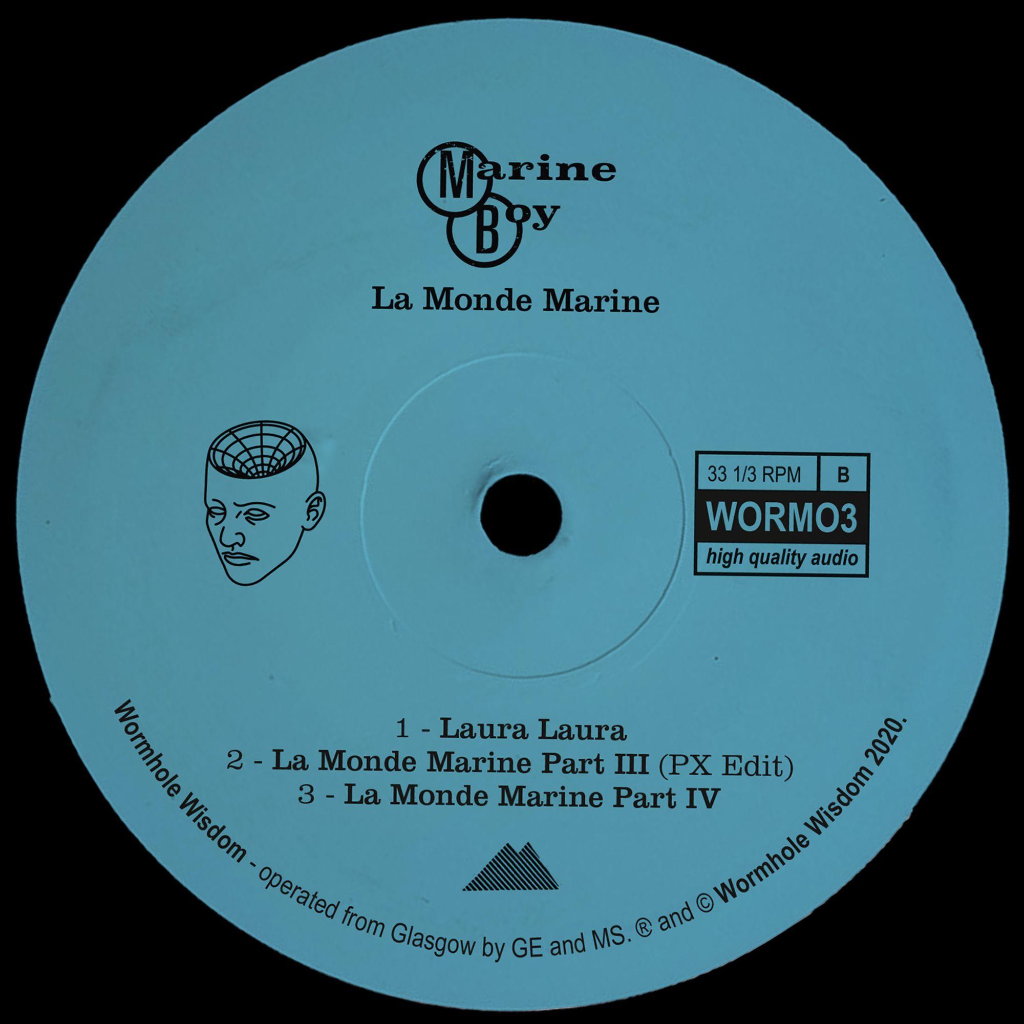 Marine Boy - Le Monde Marine