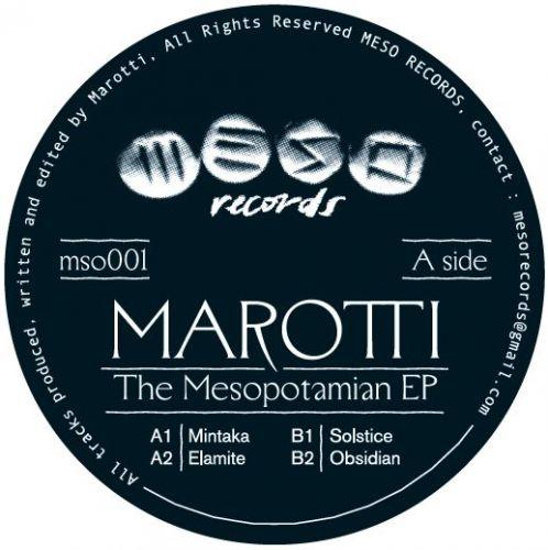 Marotti - The Mesopotamian EP