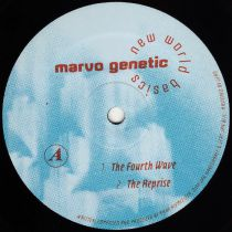 Marvo Genetic -  New World Basics (Reissue)