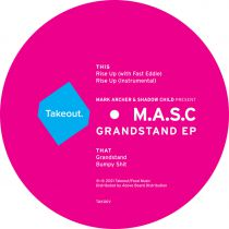 M.A.S.C -  Grandstand EP