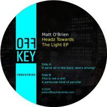 Matt O'Brien - Headz Towards The Light EP