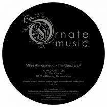 Miles Atmospheric - The Quadra EP