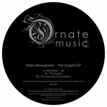Miles Atmospheric - The Quadra EP