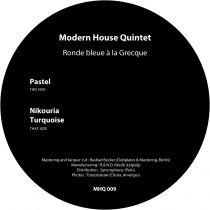 Modern House Quintet - Ronde bleue à la Grecque