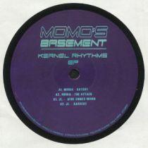 Mohia / JL - Kernel Rhythms EP