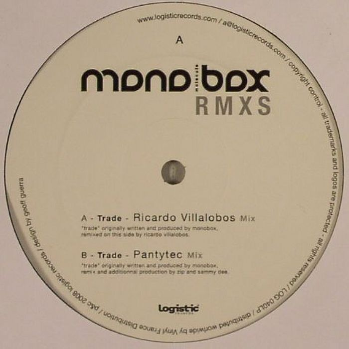 Monobox - Molecule Remixes