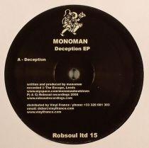 Monoman - Deception Ep