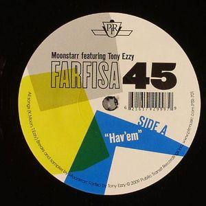 Moonstar Featuring Tony Ezzy - Farfisa 45