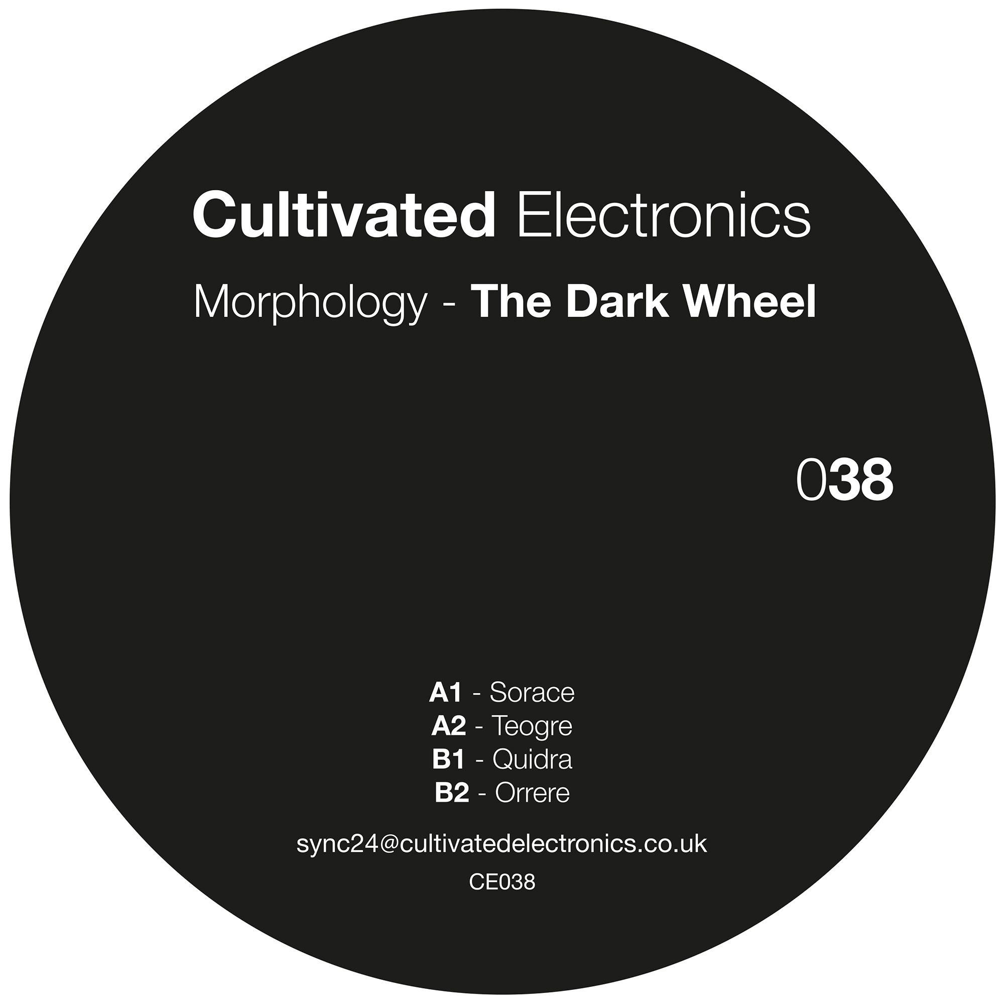 Morphology - The Dark Wheel