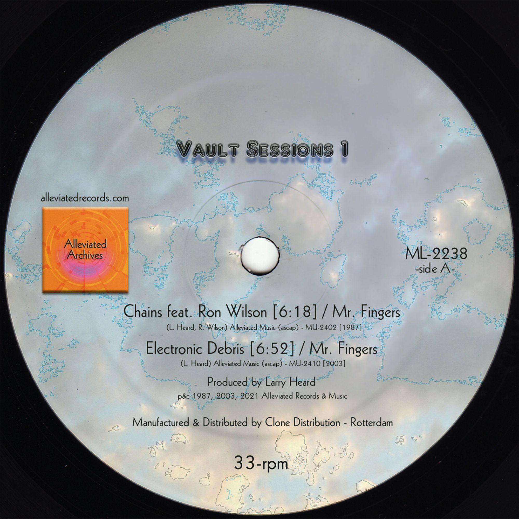 Mr Fingers - Vault Sessions 1