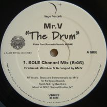 Mr. V - The Drum