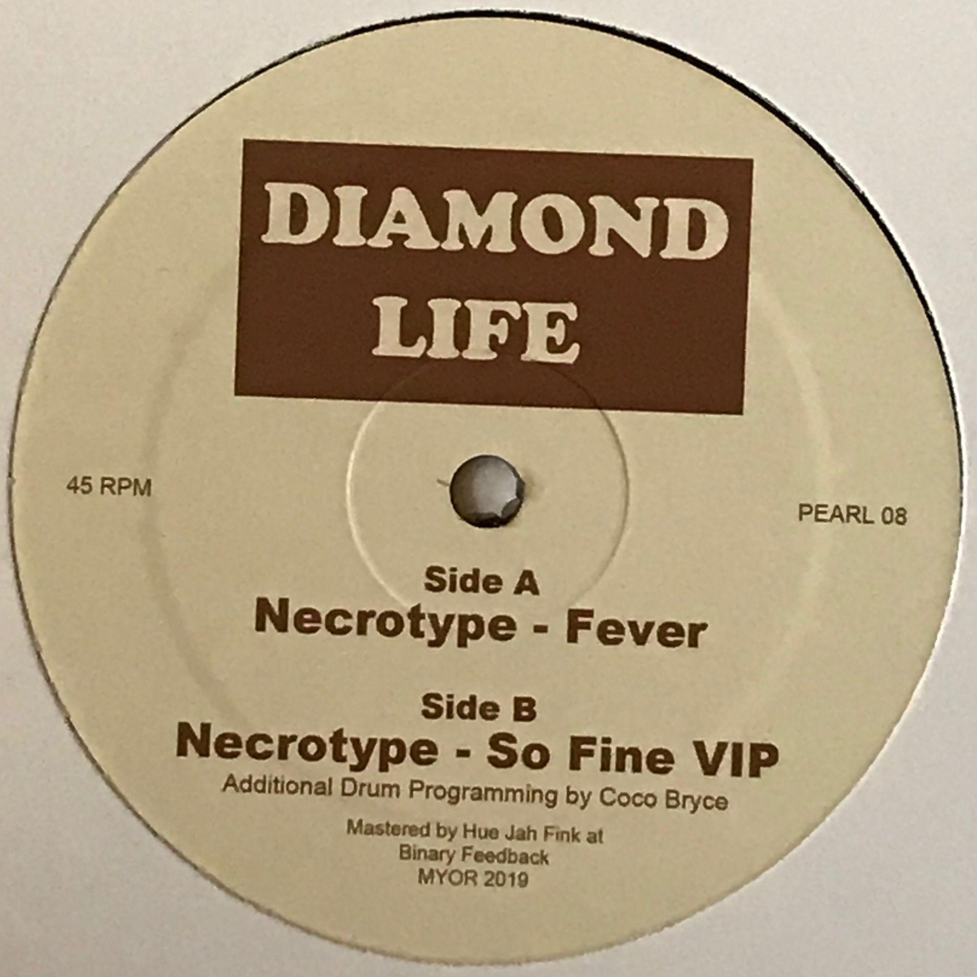 Necrotype - Diamond Life 08