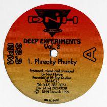 Nick Holder -  Deep Experiments Vol. 2