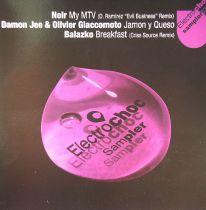 NOIR / DAMON JEE / OLIVER GIACCOMOTO - Electrochoc Sampler 03 / BALAZKO -
