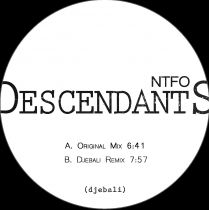 NTFO - Descendant EP (Djebali Remix)