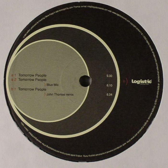 Oliver Kapp - Tomorrow People