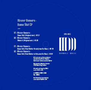 Olivier Romero - Dame Shit EP Paul Walter Rmxs
