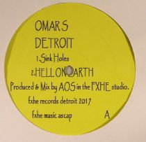 Omar S - Hit It Bubba