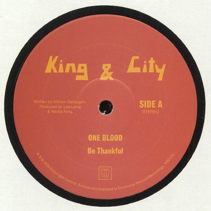 One Blood - Be Thankful (Lexx mix)